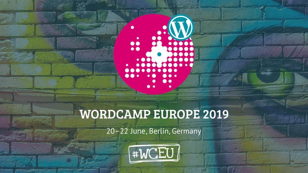 WordCamp Europe 2019 – Берлин